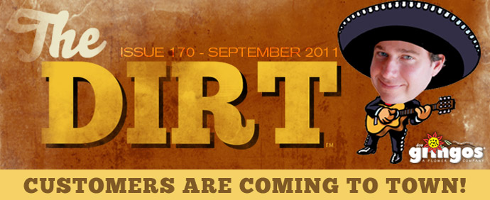 The Dirt - September 2011
